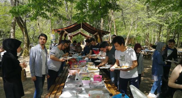 4. Sınıflar Piknik Organizasyonu (2018/2019 Dönemi)